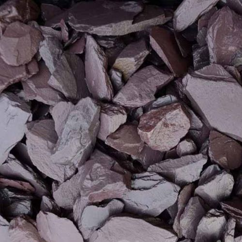 Plum Slate 40mm 10 Tonne Minimum Bulk Order